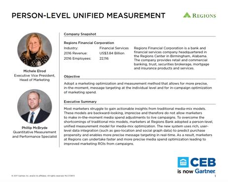 Person-Level Unified Measurement Case Study