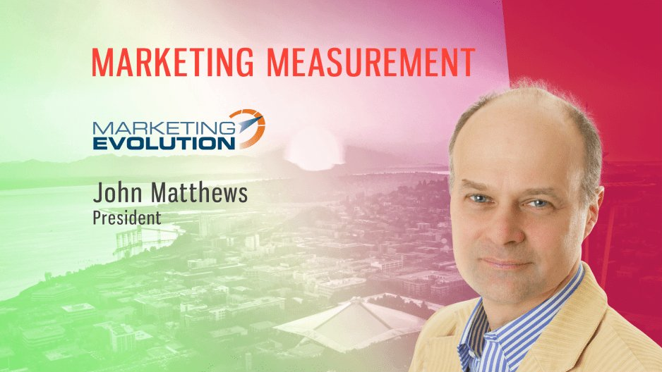 TechBytes with John Matthews, President at Marketing Evolution