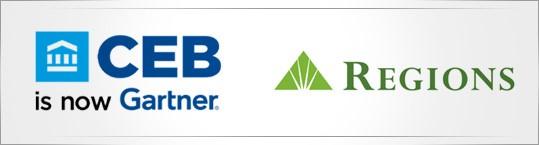 CEB-Gartner and Regions Bank Case Study