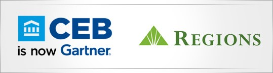 CEB-Gartner and Regions Bank Case Study