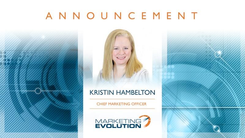 Kristin Hambelton - Chief Marketing Officer-1