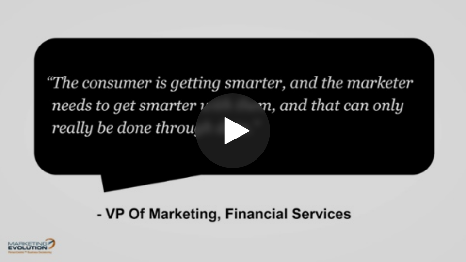 Video Person-Level Data featuring Forrester Analyst Jim Nail - Part 1