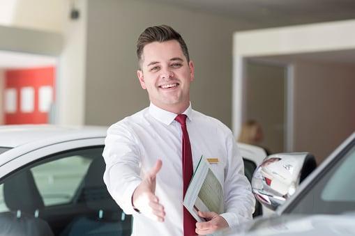 car dealership branding