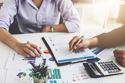 planning financial services marketing strategy