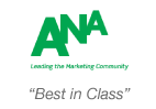 ANA Leading the Marketing Community - Best In Class