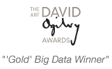 The ARF David Ogilvy Awards - Gold Big Data Winner